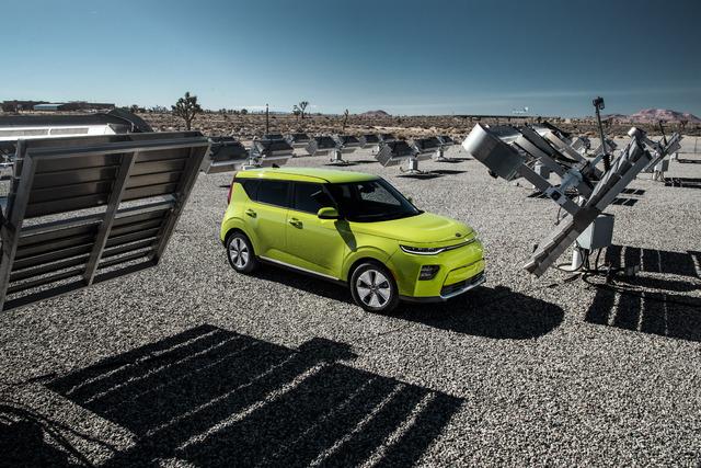 2020 Kia Soul Ev 64kwh Battery For Bold New Electric Hatch