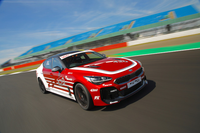 Kia Stinger GT420 one off