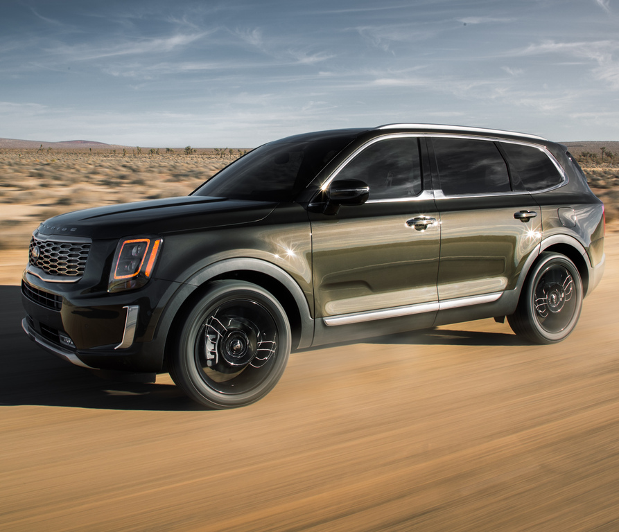 2020 Hyundai Palisade Vs Kia Telluride Differences