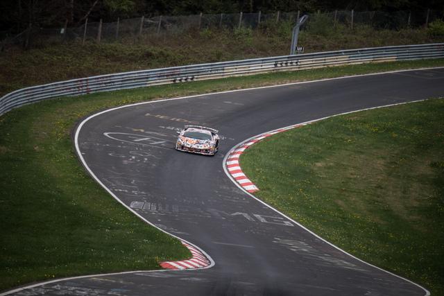 Lamborghini Aventador SVJ Nurburgring record lap
