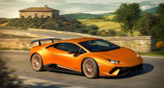 2017 Lamborghini Huracan Performante Is Cheapest In Europe Between