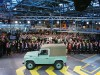Last ever Land Rover Defender made