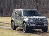 2020 Land Rover Defender prototype (L663)