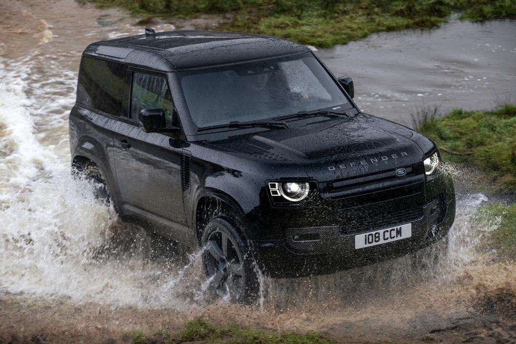 Land Rover Defender V8 Carpathian Edition (2021, L663 ...