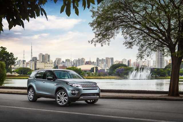 Land Rover Discovery Sport in Sao Paulo