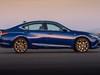 2019 Lexus ES350 F-Sport - side, blue