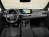 2019 Lexus ES350 F-Sport - interior, dashboard, black