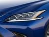 2019 Lexus ES350 F-Sport - headlamps