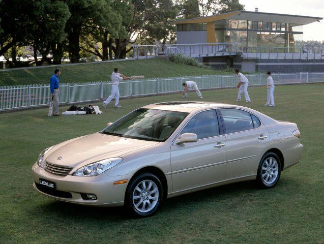 2001 Lexus ES300