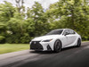 2021 Lexus IS F-Sport facelift