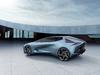 2019 Lexus LF-30 Electrified concept
