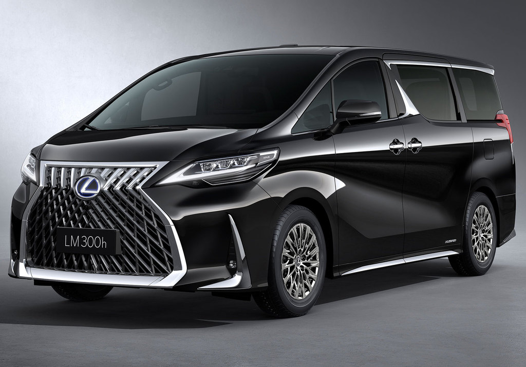 2020 Lexus Lm Vs Toyota Alphard Differences Compared Side By Side