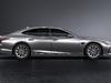 2021 Lexus LS facelift