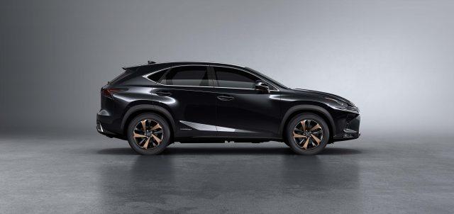 2018 Lexus NX300h facelift