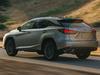 2020 Lexus RX350 facelift