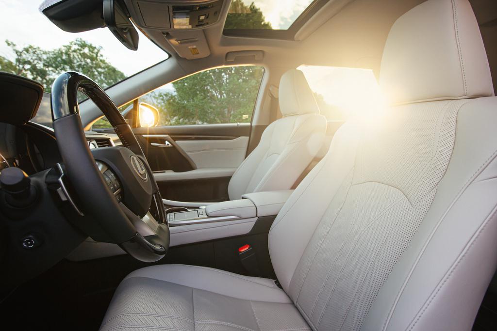 2020 Lexus RX450hL facelift