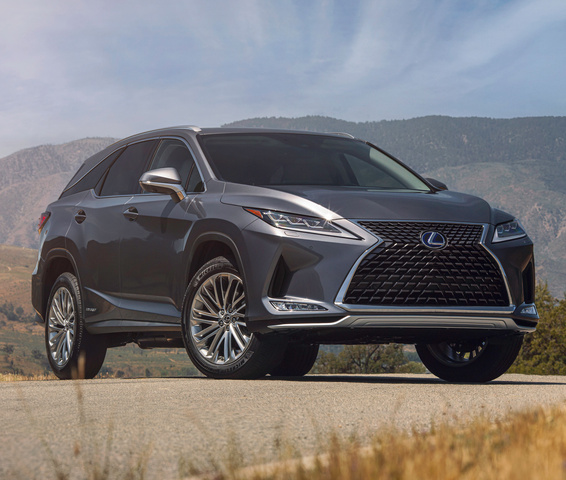 2020 Lexus RX Vs 2015-2019: Facelift Changes & Differences