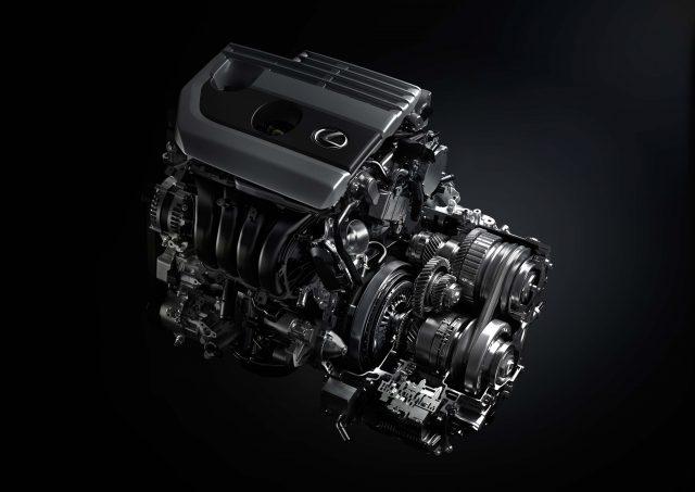 2018 Lexus UX200 - 2-liter Dynamic Force Engine