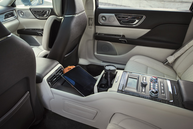 Lincoln Continental Coach Door 80th Anniversary Edition