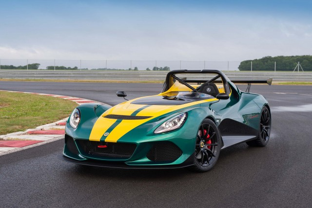 Lotus 3-Eleven - front