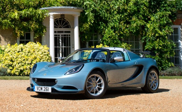 Lotus Elise 250 Special Edition - front