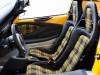 2015 Lotus Elise Sport - interior, tartan