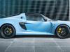 2018 Lotus Exige Sport 410 - side, light blue