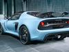 2018 Lotus Exige Sport 4102018 Lotus Exige Sport 410 - rear, light blue