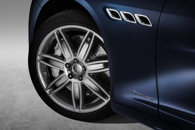 2016 M156 Maserati Quattroporte SQ4 facelift - alloy wheels