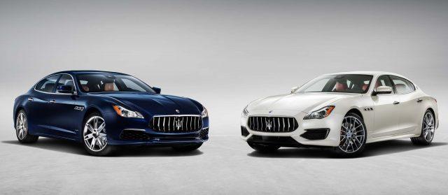 2016 Maserati Quattroporte facelift - GTS and SQ4
