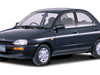 1991 Mazda 121 saloon