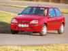 2000 Mazda 121 facelift