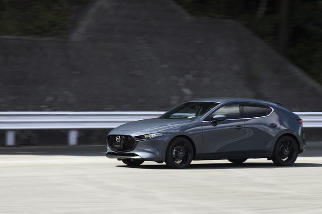 2020 Mazda 3 hatch