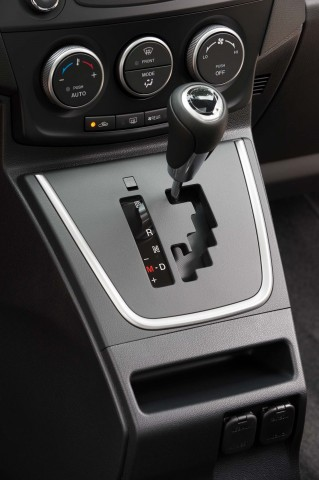 2013 Mazda5 - automatic transmission