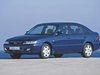 2000 Mazda 626 sedan and hatch
