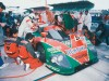 Mazda 787B at the 1991 Le Mans 24 Hours