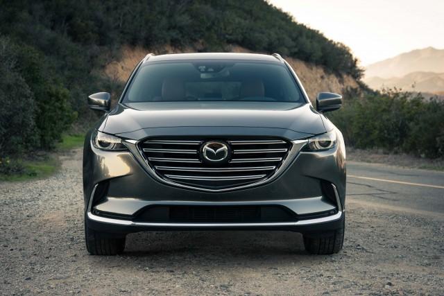 2016 Mazda CX-9 - nose