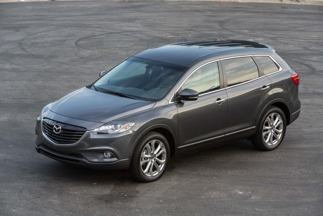 TB Mazda CX-9 2013 facelift