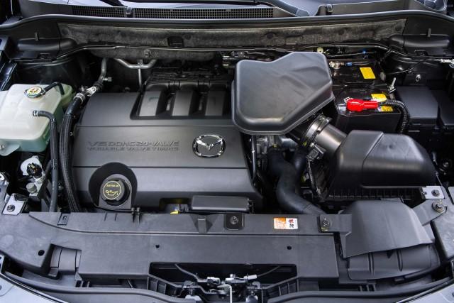 TB Mazda CX-9 2013 facelift - 3.7-liter V6