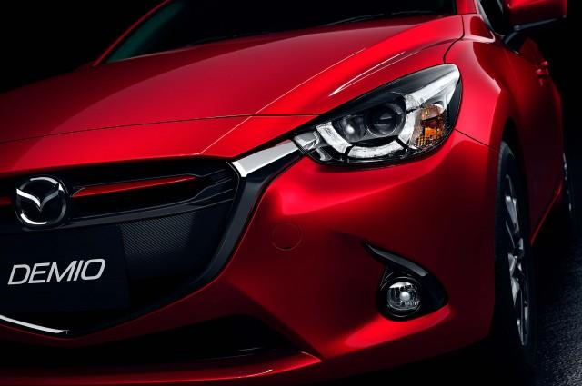 2014 Mazda Demio (JDM Mazda 2)