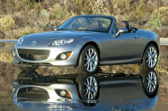 nc mazda mx-5 prht facelift photo gallery | between the axles