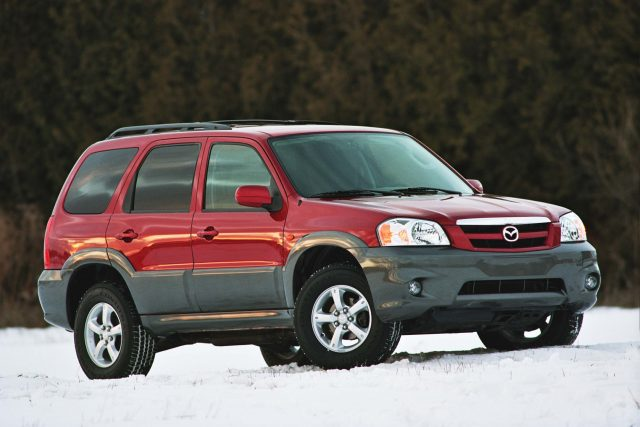 Mazda Tribute Cd2 2005 Usa Canada Photo Gallery Between The Axles