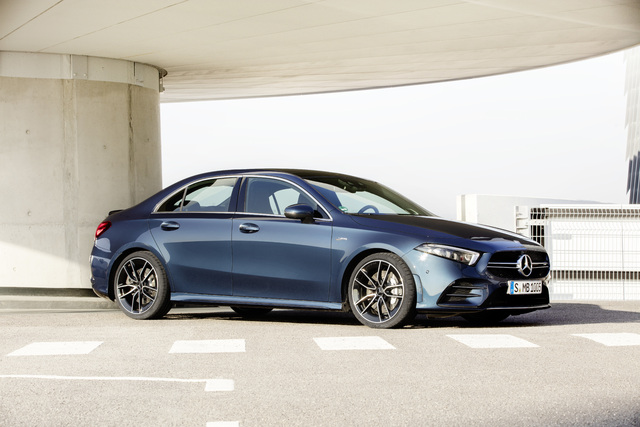 2020 Mercedes-AMG A35 4Matic