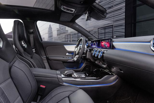 2020 Mercedes-AMG A35 4Matic