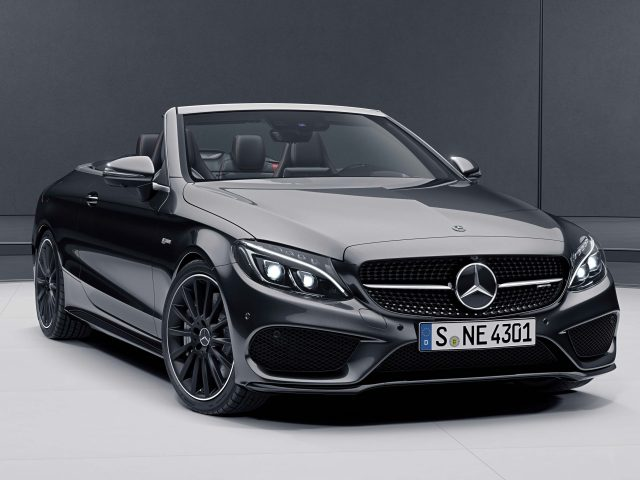 Mercedes-AMG C43 Night Edition (2017, A205 cabrio, C205 coupe ...