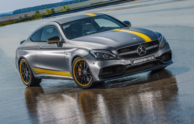 A217 Mercedes-AMG C63 Coupe Edition 1 - front