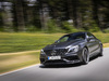 2019 Mercedes-AMG C63 coupe facelift