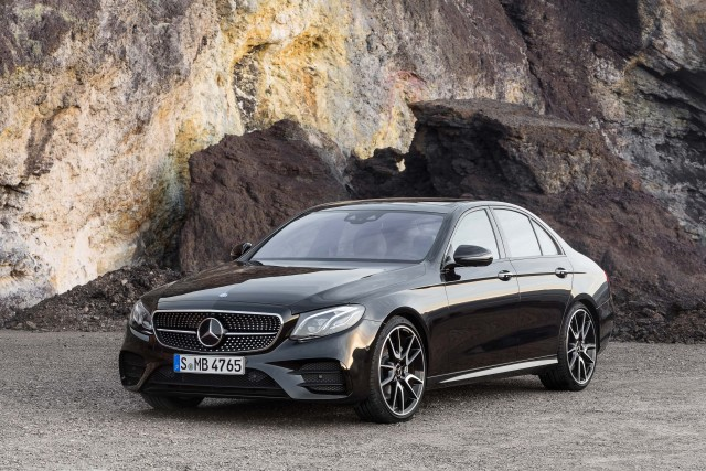 Mercedes-AMG E43 4Matic (W213) - front