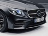 2018 Mercedes-AMG E53 4Matic+ - headlamps, grille