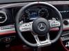 2018 Mercedes-AMG E53 4Matic+ - steering wheel